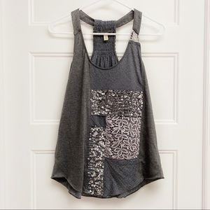 Tiny (Anthro) Sequin Embellished Tank